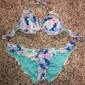 Cute VS PINK bikini set